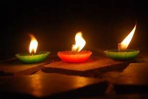 1001 craftystyles: Diwali Candles 1