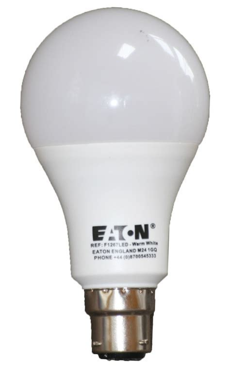 Mem Series Eaton Memlite BC3 15w Low Energy LED Lamp 3 Pin