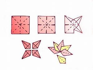 Weihnachtsstern Selber Basteln : einfache weihnachtssterne selber machen falten basteln ~ Lizthompson.info Haus und Dekorationen