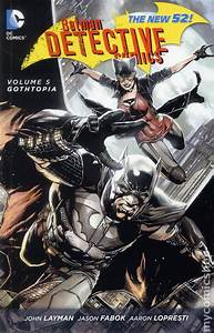 Batman Detective Comics TPB (2013 DC Comics The New 52 ...