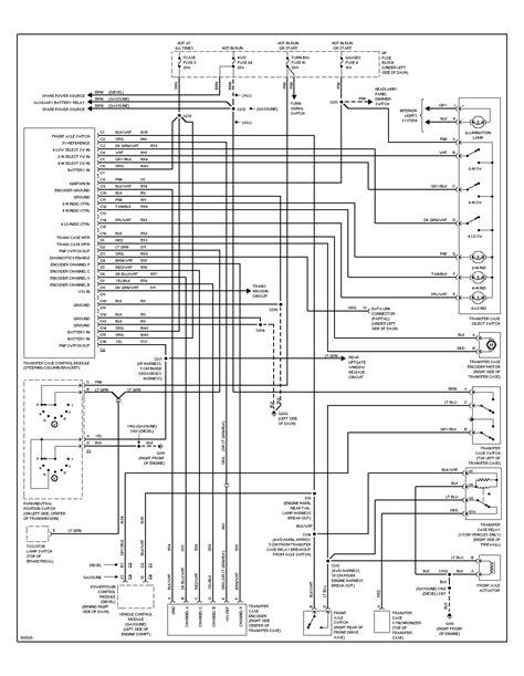1997 Silverado Wiring Diagram by 97 1500 4x4 Not Working 97 Chevy 1500 4x4 Does Not Engage