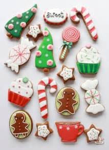 fancy decorated christmas cookies food ideas recipes