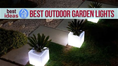 beautiful ideas  outdoor lighting modern garden