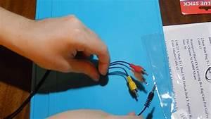 Repair  Fix Headpones 3 5mm 4 Pole Jack  Plug  Like A Pro  - Youtube