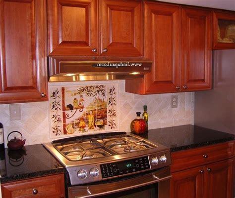 Tuscan kitchen backsplash photos
