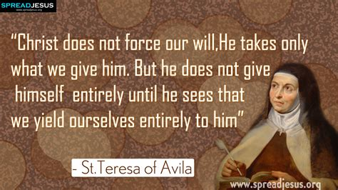 inspirational  good catholic saints quotations good