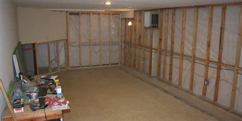 Basement Finish Systems Vs Drywall Finish Basement