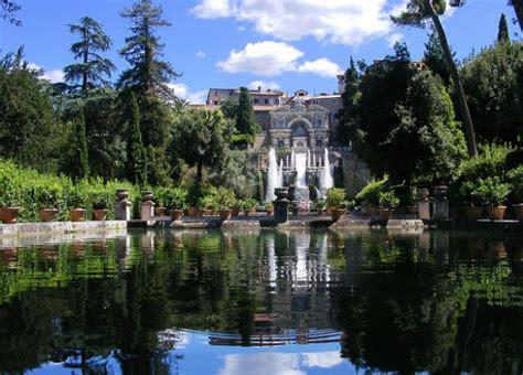 tivoli gardens italy gardens of rome europe beyond