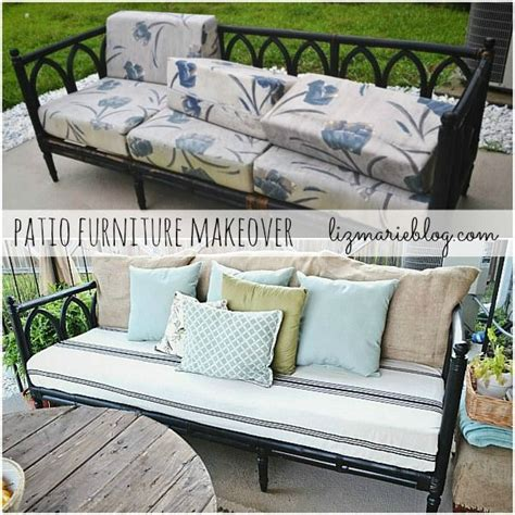 1000 ideas about patio furniture makeover on furniture makeover metal patio