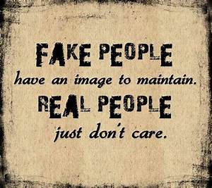 Fake People Quotes & Sayings | Fake People Picture Quotes