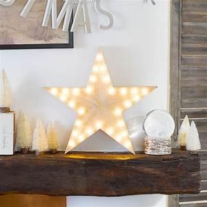 Led Stern Weihnachten : schilder schriftz ge weddix led stern holz nordic light star ~ Frokenaadalensverden.com Haus und Dekorationen