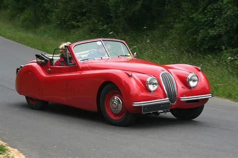 File:Jaguar XK 120, Bj. 1953, Nürb'ring Südschleife (2008 ...
