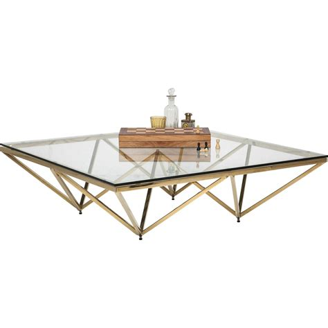 bureau roche bobois table basse contemporaine doré kare design