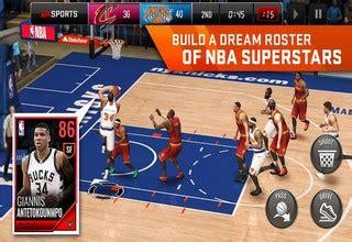 nba  mobile basketball game   mobile