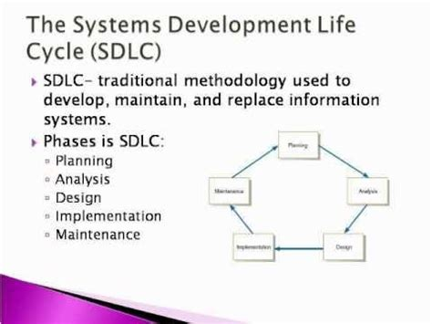 system analysis and design systems analysis and design sdlc