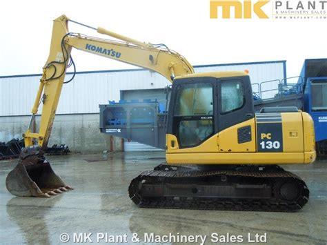 komatsu pc  tracked excavator mk plant