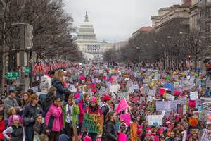 Image result for images women's march on washington