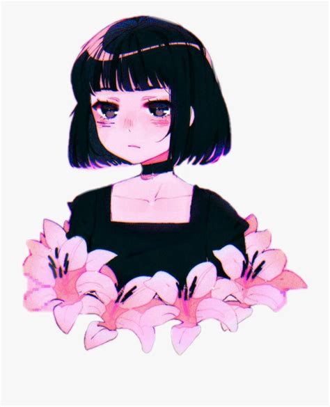 Anime Art Pfp Aesthetic Transparent Cartoon Free