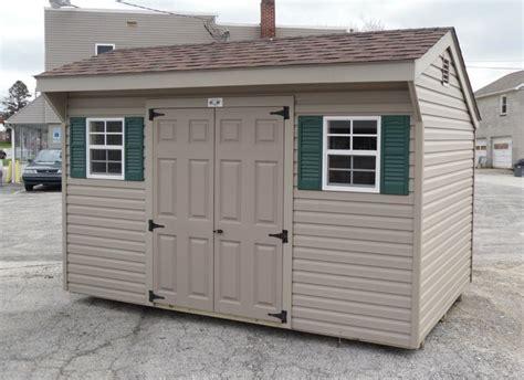 8x12 salt box storage shed salt box pinterest