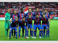 Barcelona XI Playerbyplayer guide to Luis Enrique's