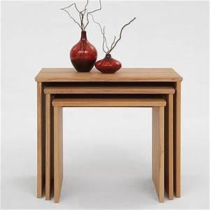 Beistelltische Holz : beistelltische massiv holz massivholz m bel in goslar ~ Pilothousefishingboats.com Haus und Dekorationen