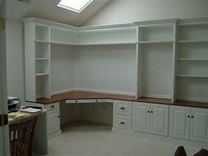 Build Wooden Custom Builtin Desk Plans Plans Download