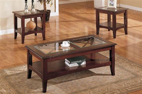 ⭐ enjoy free home delivery ⭐ easy payment options. 3 Pcs Wooden and Glass Coffee Table Set