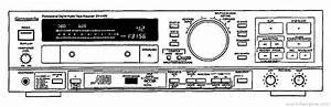 Panasonic Sv 3800 User Manual