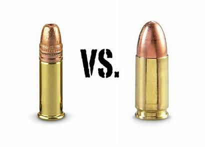 9mm 22lr Ammo Comparison Hunting Self Ammunition