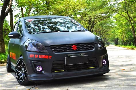 Modifikasi Suzuki Ertiga by Cantiknya Modifikasi Suzuki Ertiga