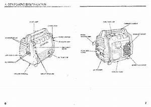 Honda Generator Em650 Owners Manual