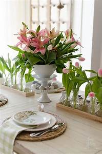 40, Beautiful, Diy, Easter, Table, Decorating, Ideas, For, Spring, 2019, 10