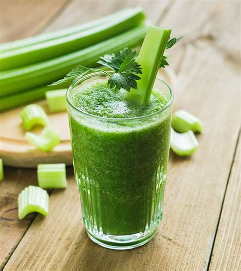 super fascinating reasons  drink celery juice