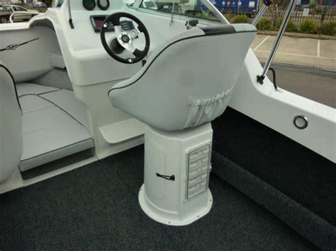 Boat Seat Pedestal Bcf by Revival 580 Fisherman Cuddy Jv Marine Melbourne