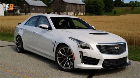 Cts V Hp by 2017 Cadillac Cts V 640 Hp Road And Track Review Road