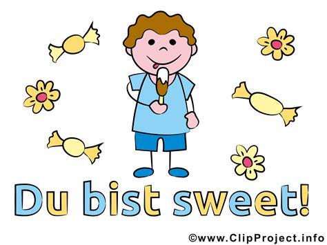 sprueche mit bild du bist sweet