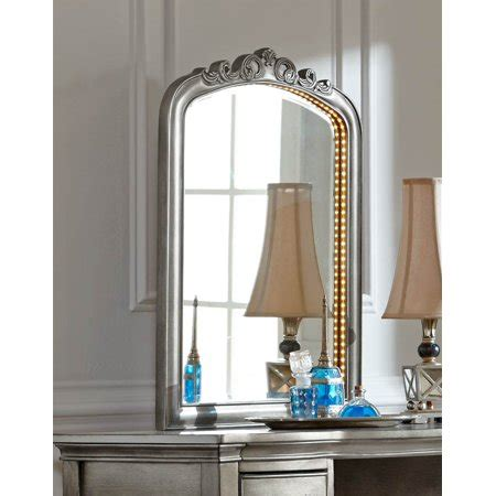 walmart vanity lights 24 in lighted vanity mirror walmart