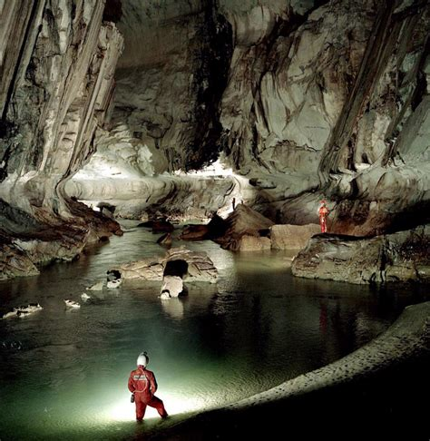 mulu caves project clearwater cave