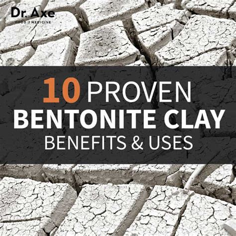research findings   proven bentonite clay