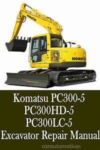 Komatsu Pc128uu