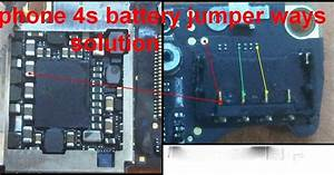 Aaa  Iphone 4s Battery Connector Ways Problem Solution