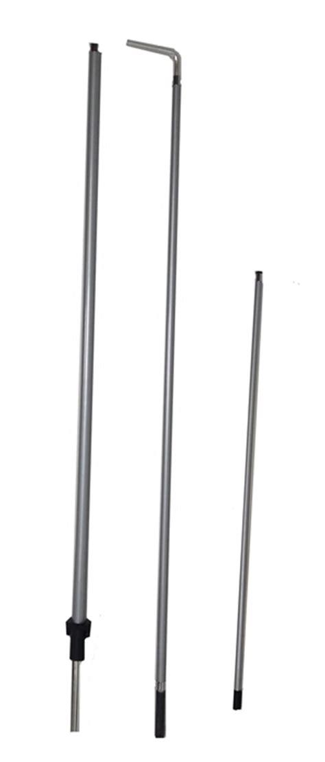 medium banner flag pole