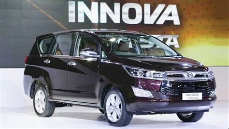 toyota innova exterior  interior youtube