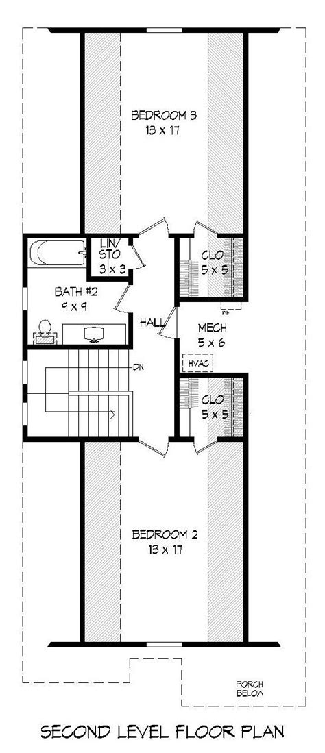 House Plan 51436 Traditional Style with 1997 Sq Ft 3
