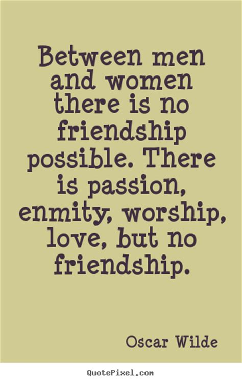 Funny Male Female Friendship Quotes