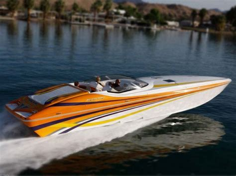Performance Power Boats by Research 2013 Nordic Power Boats 42 Inferno On Iboats