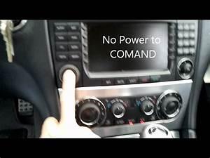 C230 2005 Comand Problem