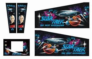 applying pinball cabinet decals cabinets matttroy With kitchen cabinets lowes with star trek stickers