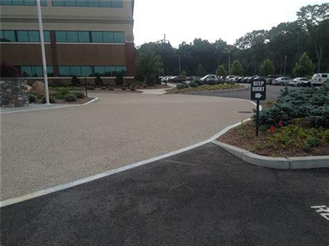 Construction Lot grading paving parking lot development by difazio