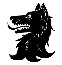 wolf vector images